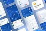 医疗健康app模板