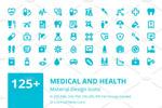 医学健康主题图标