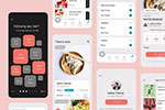 美食app模板