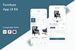 家具商城App模板