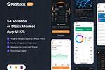 股票金融App模板