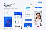 医疗App模板