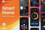 智能居家app模板