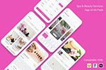 水疗和美容服务app