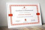 企业证书模板