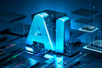 AI智能科技海报