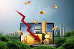 创意金融概念海报