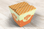 食品包装样机