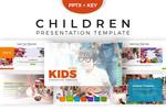 儿童项目Key模板