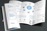 营销类三折页