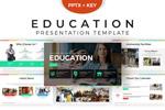 现代教育PPT模板