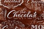 巧克力图形文字