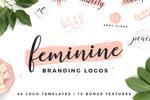 女性logo设计