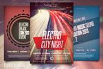 都市夜游海报