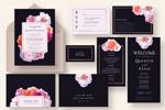 花卉婚礼物料