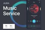 音乐服务APP
