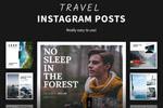旅游社交媒体广告