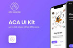 艺术平台App模板