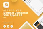 优雅App仪表板