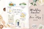 浪漫婚礼元素