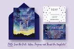 星空主题婚礼设计