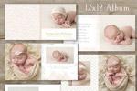 婴儿画册模板