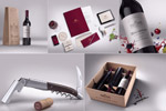葡萄酒品牌VI样机