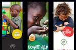 慈善筹款横幅