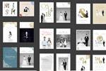 结婚庆迎宾海报
