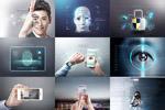 智能科技生物海报