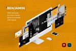创意网站UI