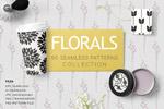 花卉图案矢量纹理