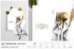 餐厅品牌设计样机