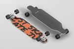 滑板样机展示模型