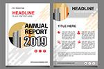 年度报告图文排版