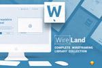 Web设计线框库