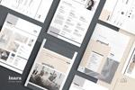 时尚优雅企业画册