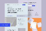 创意机构网站模板