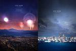 城市空间海报2