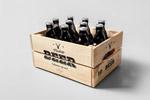 啤酒木箱样机