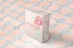 美食包装纸盒样机