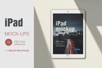 iPad设备样机