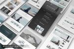 网页设计样机模板