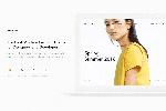 时尚主题网站模板