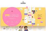 服装店网站模板