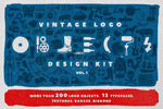 复古手工品牌Logo
