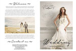 婚纱摄影双折页