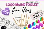 LOGO品牌工具包