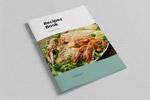 餐厅食谱菜谱画册