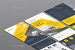项目报告电子画册